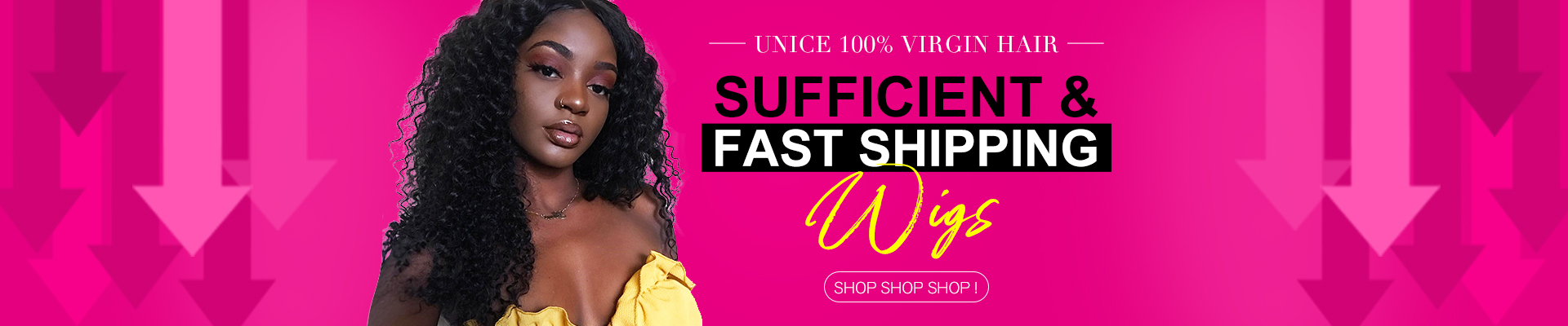 sufficient & fast shipping