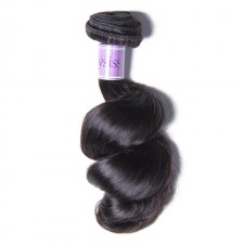 UNice Hair Kysiss Series 8A Grade 1 Piece Virgin Human Hair Loose Wave