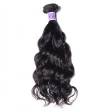 UNice Hair Kysiss Series 1 Piece Hair Extensions 8A Grade Natural Wave