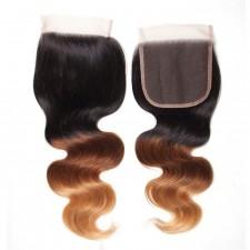 UNice Hair Icenu Series Hair Body Wave Lace Closure Size 4