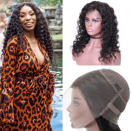 UNice Hair Bettyou Wig Series Density 150% And 180% 360 Lace Front Pre plucked Wig Deep Wave Human Hair Wigs