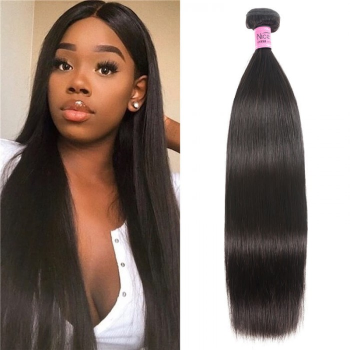 UNice Hair Icenu Series 1 bundle Straight Human Virgin Hair