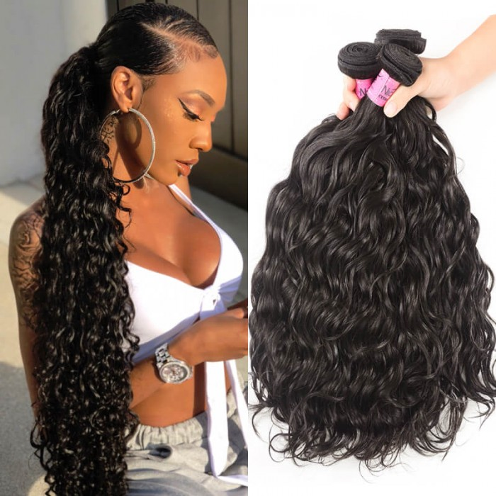 UNice Hair Icenu Series New Arrival Malaysian Natural Wave Human Hair