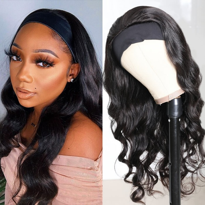 Where to buy best wig with headband?