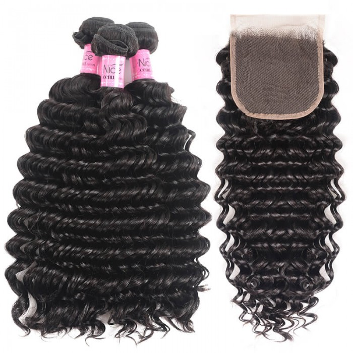 Deep wave  3 bundles with closure