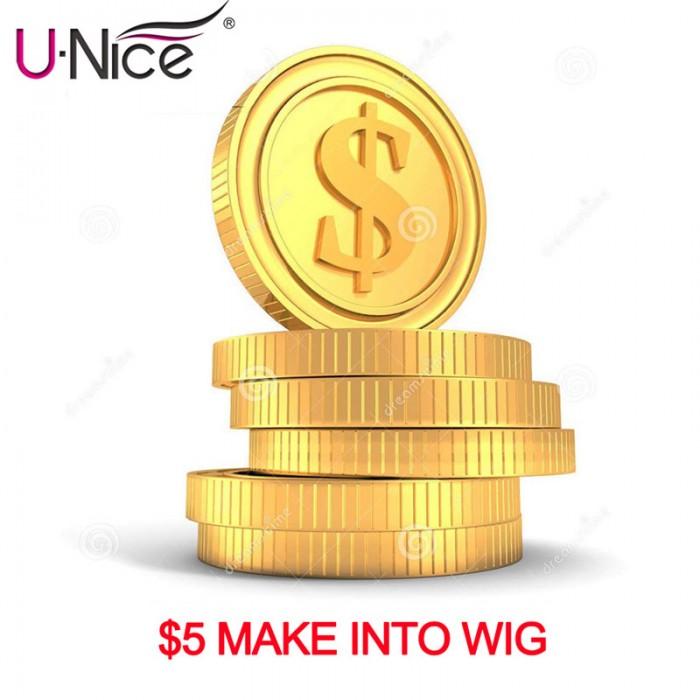 UNice $5 Make Into Wig
