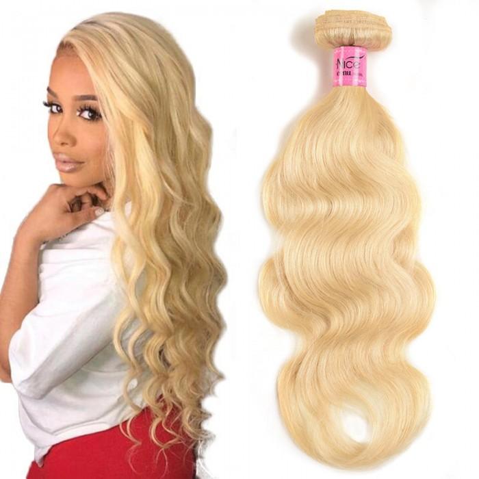 UNice Brazilian Hair Body Wave One Bundle 100% Unprocessed Brazilian Virgin Human Hair Natural Hair Icenu Series