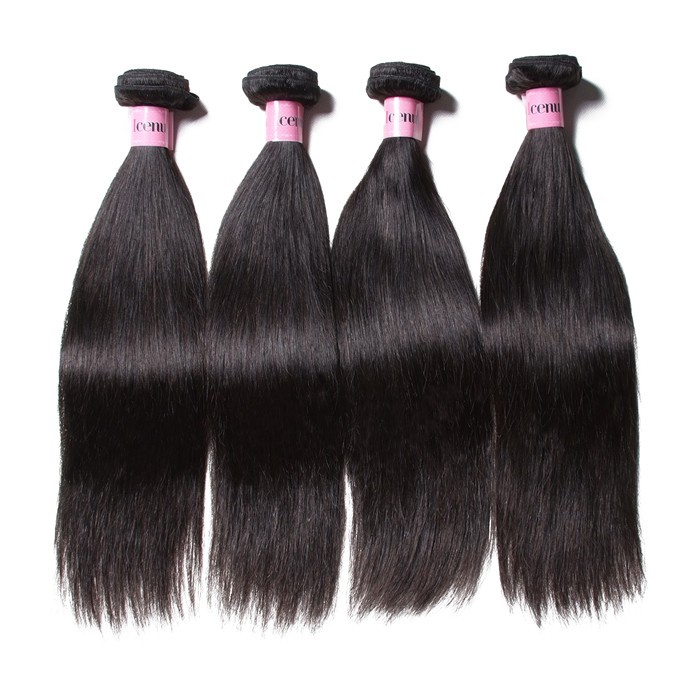 unice human hair straight