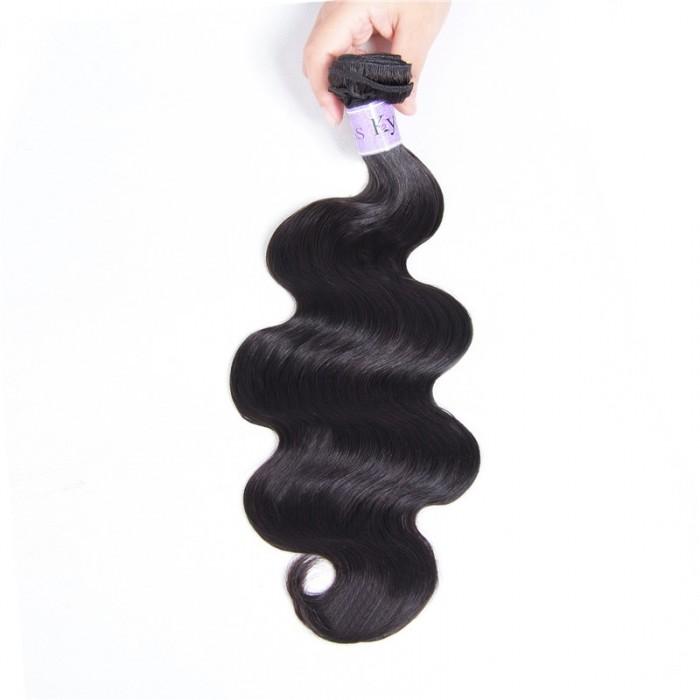 UNice Hair Kysiss Series 1 Piece Virgin+ Hair Body Wave100% Human Hair