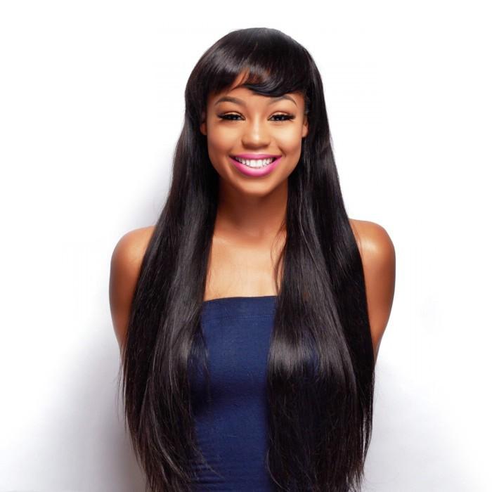 UNice Hair Icenu Series Malaysian Virgin Straight Hair 4pcs/pack