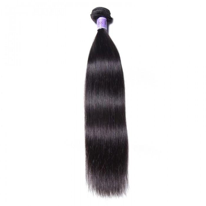UNice-Kysiss 1 Piece Straight Human Remy Hair