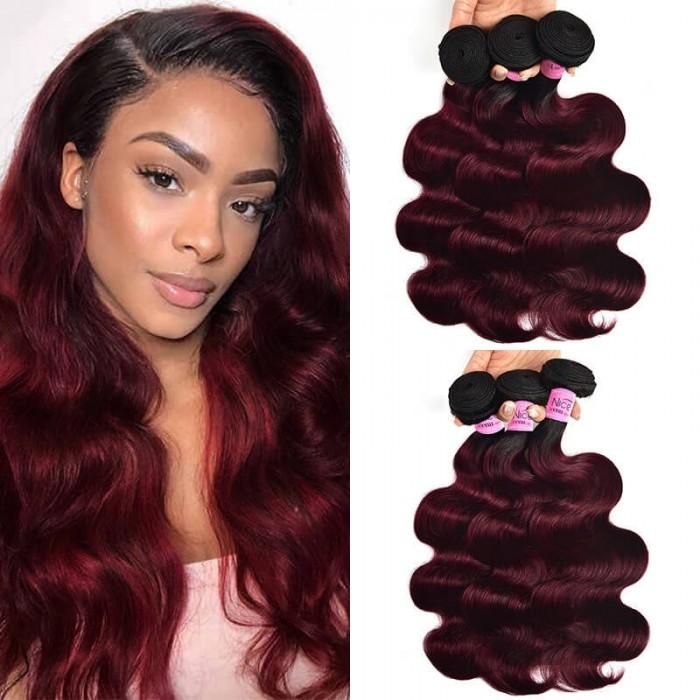 UNice Hair New Arrival #TB99J Body Wave Human Hair Weave 3 Bundles Deals Human Hair TB99J Icenu Series