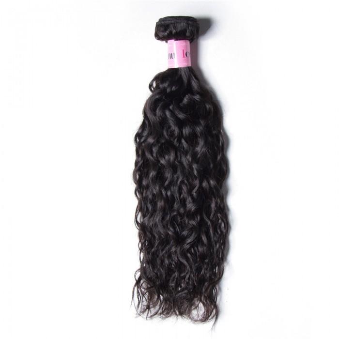 UNice Hair Icenu Series 1 Piece Water Wave Hair 100% Virgin Human Hair