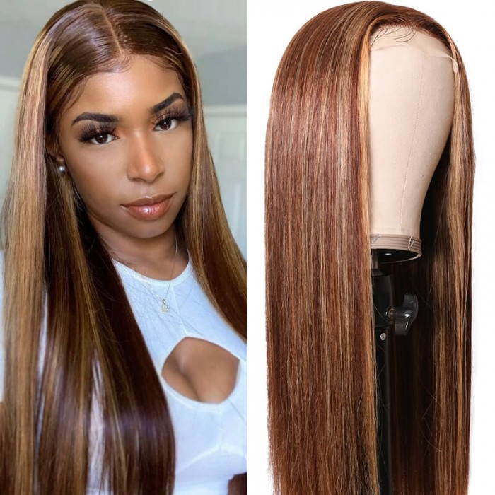 unice lace part wig