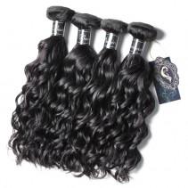 UNice Hair Banicoo Series Light Luxury Products 10A Remy Virgin Hair Bundles 4pcs/pack Natural Wave Bundles