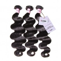 UNice Hair Icenu Series 3 Pcs/pack Hair Brazilian Body Wave Virgin Hair