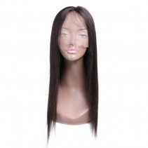 UNice Hair Bettyou Series New Design 100% Straight Human Hair Lace Front Wigs