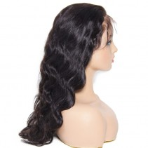 UNice Hair Bettyou Wig Series Peruvian Long Body Wave Human Hair Lace Front Wig 150% Density