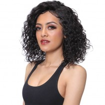 UNice Hair Bettyou Series Latest Fabulous Charming Middle Wavy Lace Front Wigs 100% Human Hair