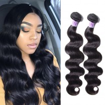 UNice Hair Kysiss Series 4pcs/pack Brazilian Body Wave Virgin Hair Weave