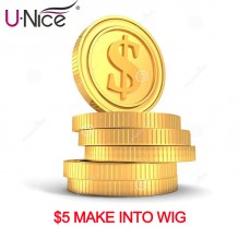 UNice $5 Make Into Wig