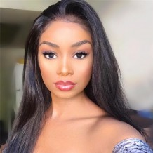 UNice Hair Kysiss Series 4 Bundles Straight Virgin Hair Deals With Lace Frontal Closure