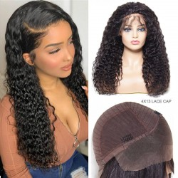 UNice Hair Bettyou Wig Series Long Curly Wig 4*4 and 13*4 Lace Front Wig 100% Virgin Human Hair