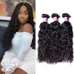 UNice Hair Icenu Series 3 Bundles Water Wave Virgin Human Hair