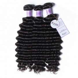 UNice-Kysiss 3pcs/pack Malaysian Deep Wave Hair Extension