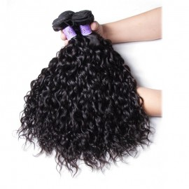 UNice Hair Kysiss Series Product 3 Pcs/lot Malaysian Unprocessed Virgin Hair Water Weaves