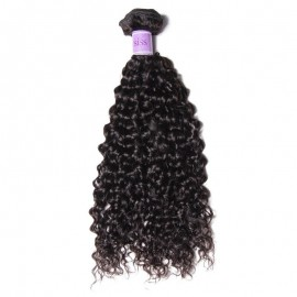UNice Hair Kysiss Series 4 Bundles Peruvian Human Virgin Jerry Curly Hair