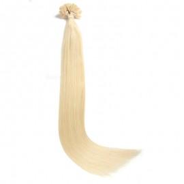 UNice 1g/s Straight Nail/U Tip Virgin Hair Extensions