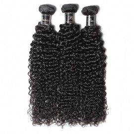 UNice Hair Banicoo Series 3 Bundles Jerry Curly 10A Grade Virgin Remy Hair Wave