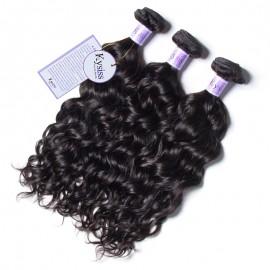 UNice Hair Kysiss Series Brazilian Natural Wave Hair Weaves 3 pcs/lot