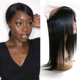 UNice 360 Lace Frontal Straight Virgin Hair