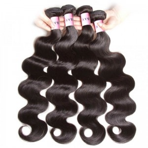 UNice Hair Icenu Series Indian Body Wave Human Virgin Hair 4pcs/pack