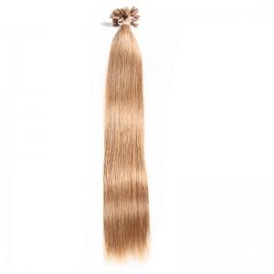 UNice 100s 0.5g/s Straight Nail/U Tip Virgin Hair Extensions #1 #1B #2 #4 #12