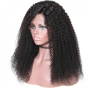 UNice Hair Bettyou Wig Series Black Women Kinky Curly Lace Front Human Hair