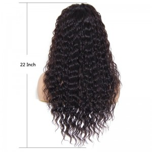 UNice Hair Bettyou Wig Serices Curly Mid-Length Human Hair Lace Front Wigs