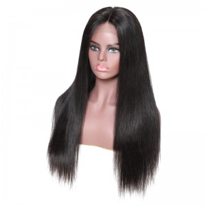 UNice Hair Bettyou Wig Serices 100% Human Hair Soft Long Straight 360 Lace Cap Wig 12-28 Inches