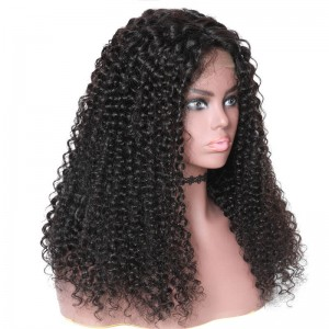 UNice Hair Bettyou Wig Series Natural Black African American Curly Lace Frontal Wigs