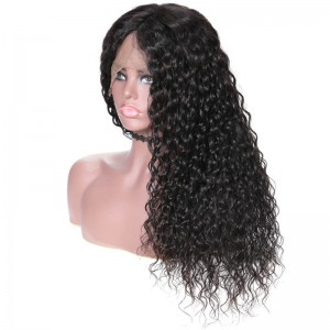 UNice Hair Bettyou Series Water Wave Hair 360 Lace Front Wigs 100% Human Hair