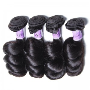 UNice Hair Kysiss Series Malaysian Loose Wave Hair 4Pcs/pack