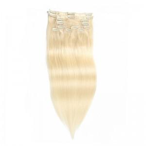 UNice 100g #60 Platium Blonde Clip In Hair