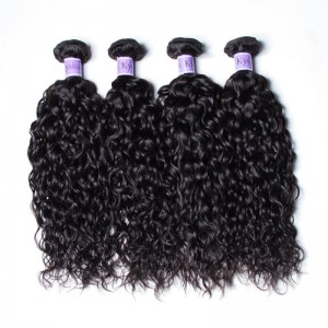 UNice Hair Kysiss Series Malaysian Water Wave Product Cheap Human Hair 4Pcs/pack