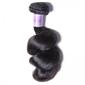 UNice Hair Kysiss Series Peruvian Loose Wave Virgin Hair 4 Bundles 8A Products