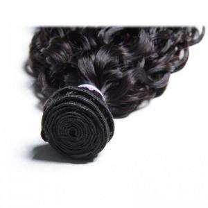 UNice Hair Kysiss Series 1 Piece Water Wave Human Hair Extension 8A Grade