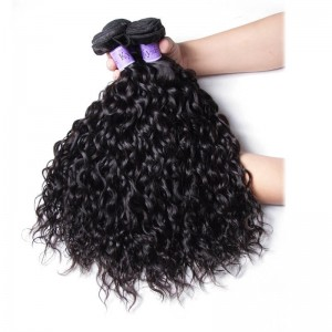 UNice-Kysiss 3 pcs/pack Peruvian Water Wave Hair Weaving