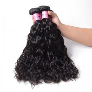 UNice Hair Icenu Series Hair 4 Bundles Water Wave Unprocessed Virgin Hair