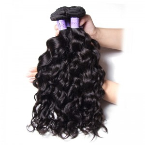 UNice Hair Kysiss Series Indian Unprocessed Natural Wave Product 8A Grade 4 Bundles